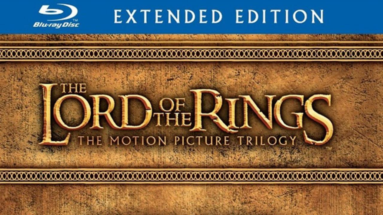Lord of the Rings Extended Edition Blu-Ray Video Review