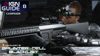 Splinter Cell Blacklist Perfectionist Walkthrough Part 8 - Transit Yards