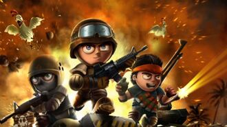 Tiny Troopers Windows Phones and Windows 8 Official Trailer