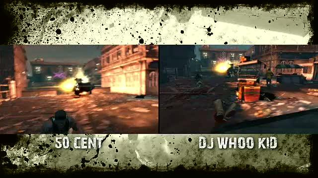 50 Cent Blood on the Sand Xbox 360 Trailer - Co-Op Trailer