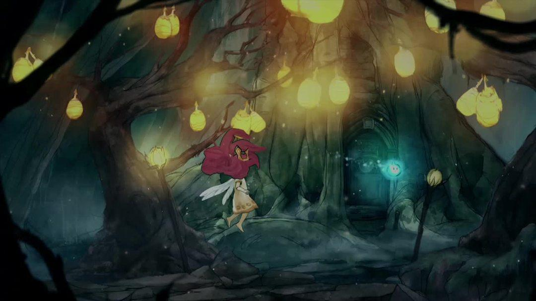 Child of Light - Trailer