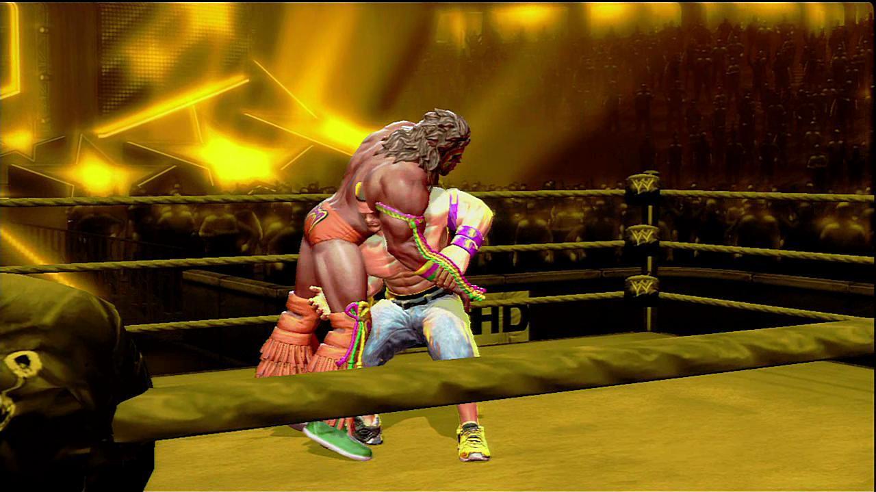 WWE All Stars John Cena's Finisher