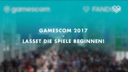 Gamescom 2017 Eindrücke von der gamescom!