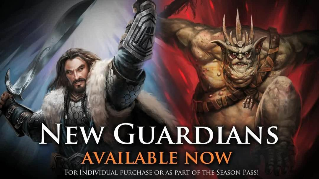 Guardians of Middle-earth Second DLC Trailer