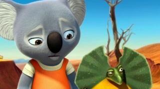 Blinky Bill The Movie (Spanish Trailer)
