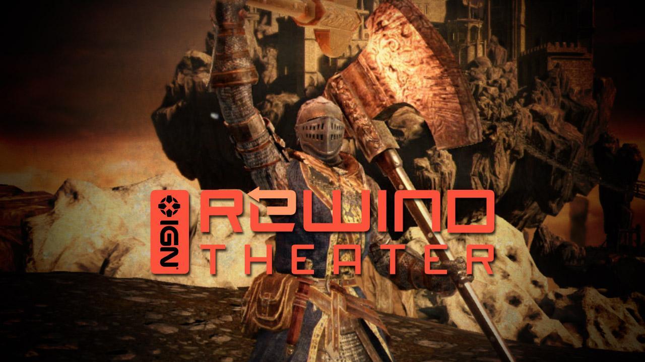 Dark Souls 2 Story Trailer Rewind Theater