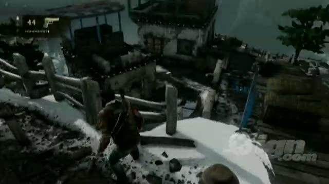 Uncharted 2 Among Thieves PlayStation 3 Guide-Secret - Walkthrough Chapter 19 Treasure Locations