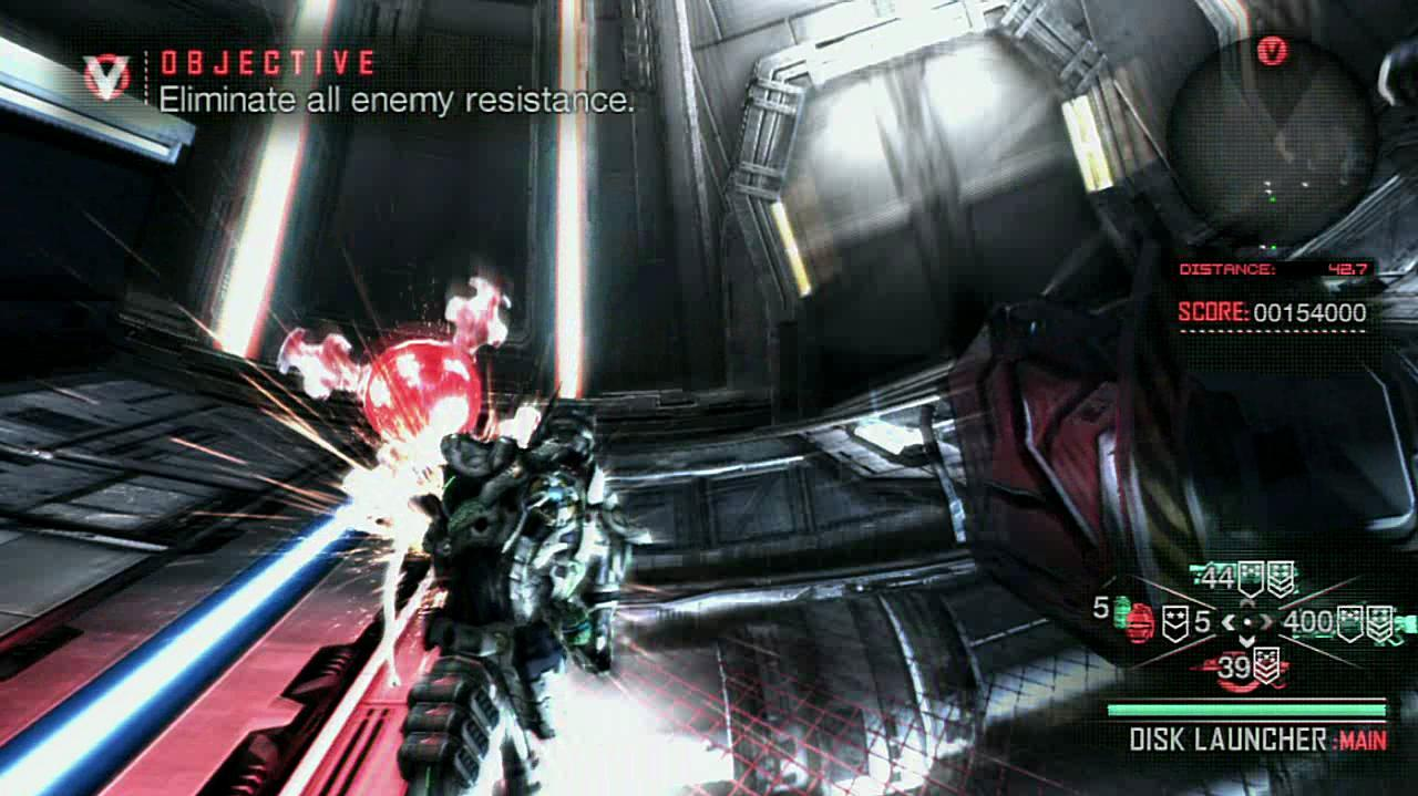 Vanquish Boss Fight (Normal) - Act 4-5 Emancipation - IGN Guides