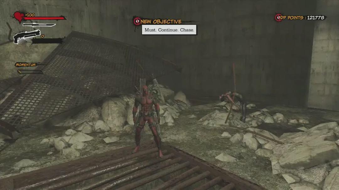 WIkia Games Stream - Deadpool