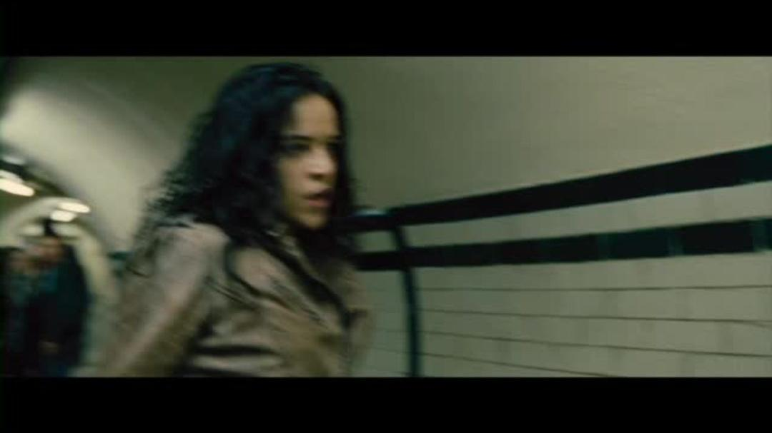 Fast & Furious 6 Clip - Letty and Riley Fight