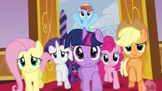 MY LITTLE PONY FRIENDSHIP IS MAGIC HARNESS THE MAGIC OF YOUR FRIENDSHIP