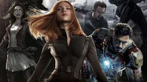 The Avengers Age of Ultron Footage Reactions - Comic Con 2014