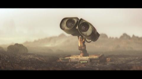 Wall-E (2008) - Clip Eve's entrance, pre