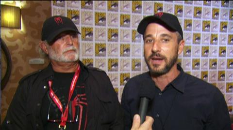 The Amazing Spider-Man (2012) - Interview Producers Avi Arad and Matthew Tolmach at Comic-Con