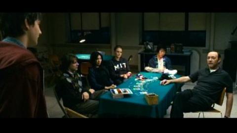 21 (2008) - Clip The team