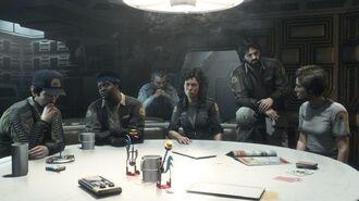 Alien Isolation Pre-Order DLC Trailer