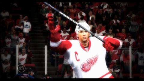 NHL 12 (VG) (2011) - Salming Yzerman Unveil trailer