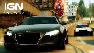 Need For Speed Gets New Teaser Image - IGN News