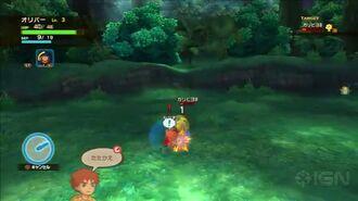 Ni No Kuni Battles and Magic