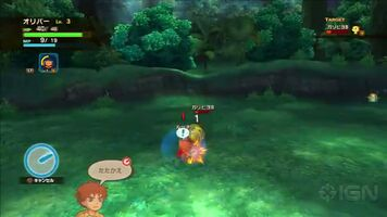 Ni No Kuni Battles and Magic