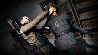 17 Minutes of Sniper Elite 4 Gameplay in 1080p