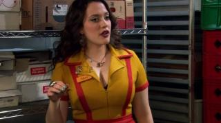 2 BROKE GIRLS AND THE BREAK-UP SCENE