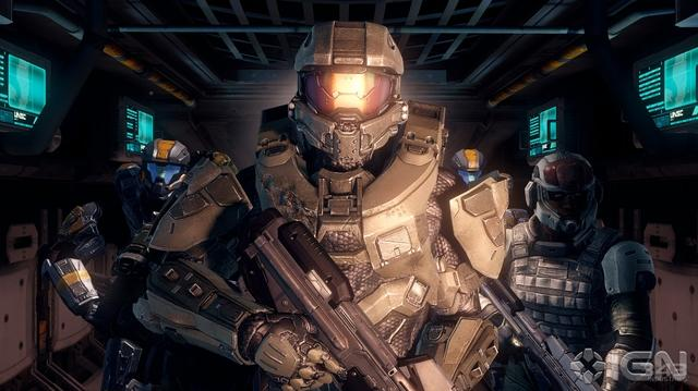 Halo 4 - Spartan Ops Gameplay - E3 2012