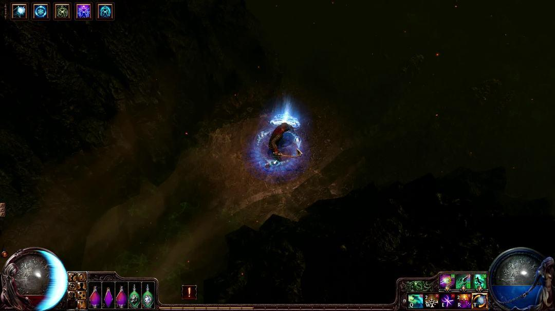 Path of Exile Shadow Ethereal Knives Clip