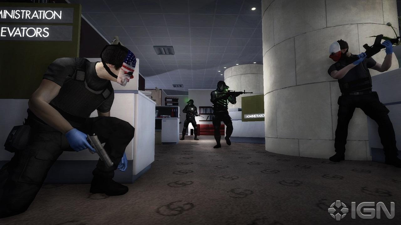PayDay The Heist Video Review