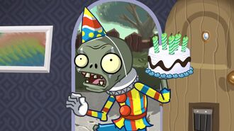 Plants vs. Zombies 2 Official Birthday Mega Event Trailer