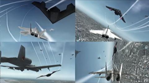 Ace Combat Joint Assault (VG) (2010) - GamesCon 2010 trailer