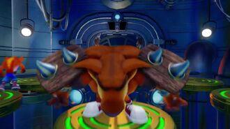Crash Bandicoot N. Sane Trilogy - Villains Trailer