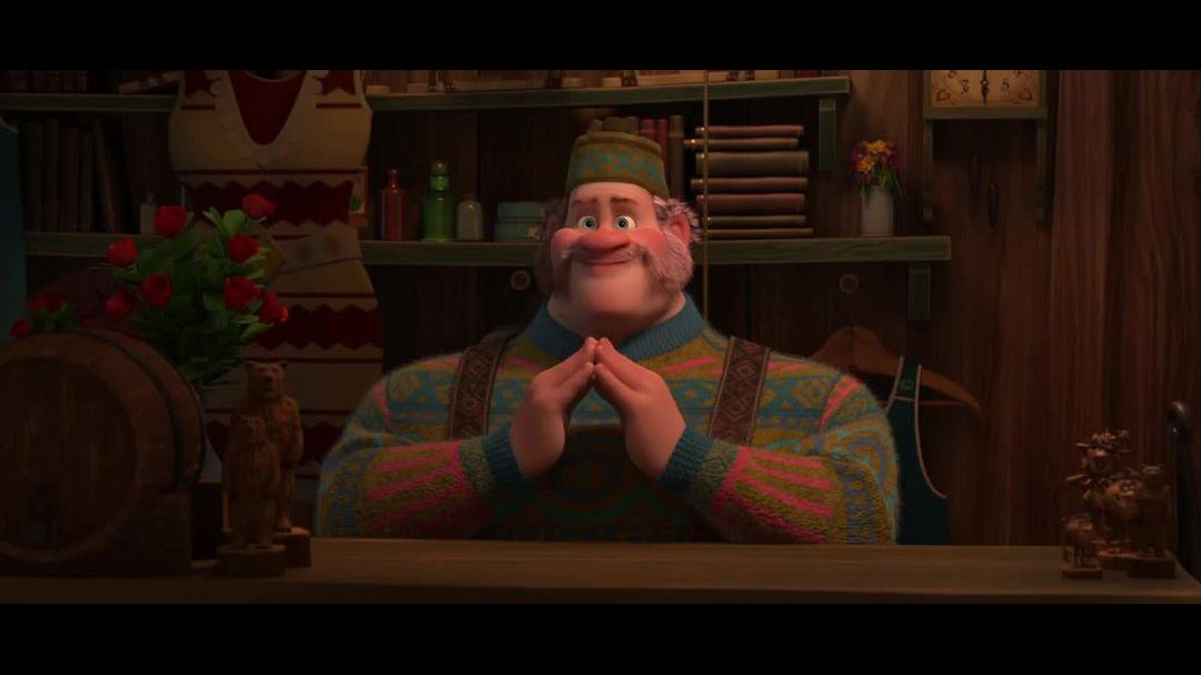 "Frozen - ""Big Summer Blowout"" Clip"