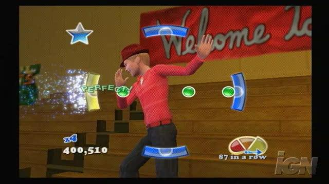 High School Musical 3 Senior Year Dance PlayStation 2 Gameplay - We're All in This Together