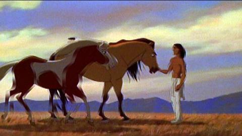 Spirit Stallion of the Cimarron (2002) - Theatrical Trailer