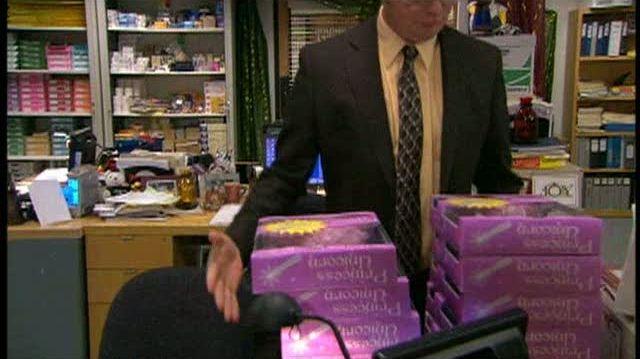 The Office TV Clip - Princess Unicorn
