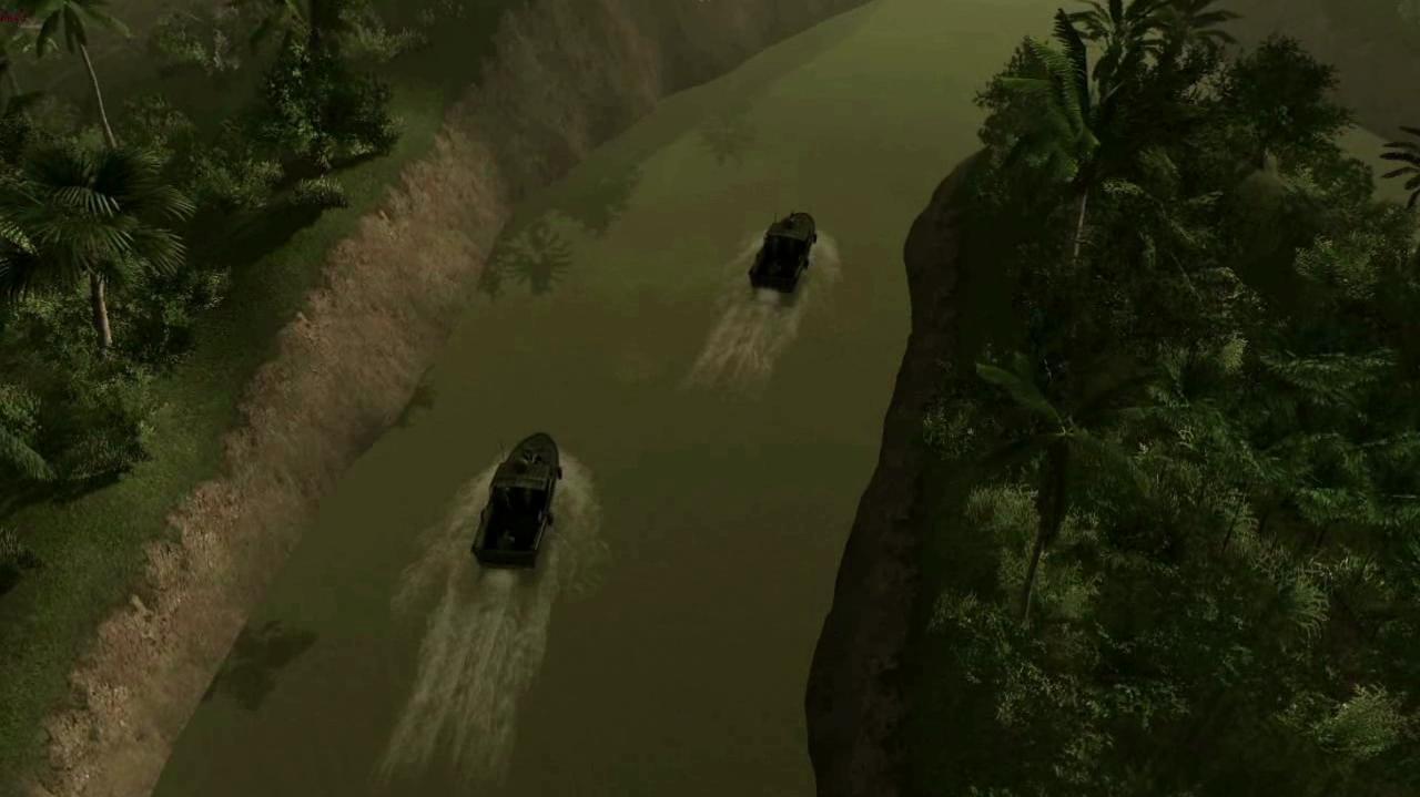 Men of War Vietnam - First Trailer