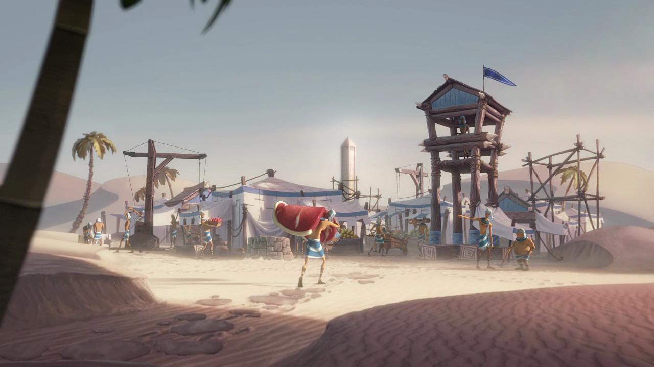 Age of Empires Online E3 Trailer