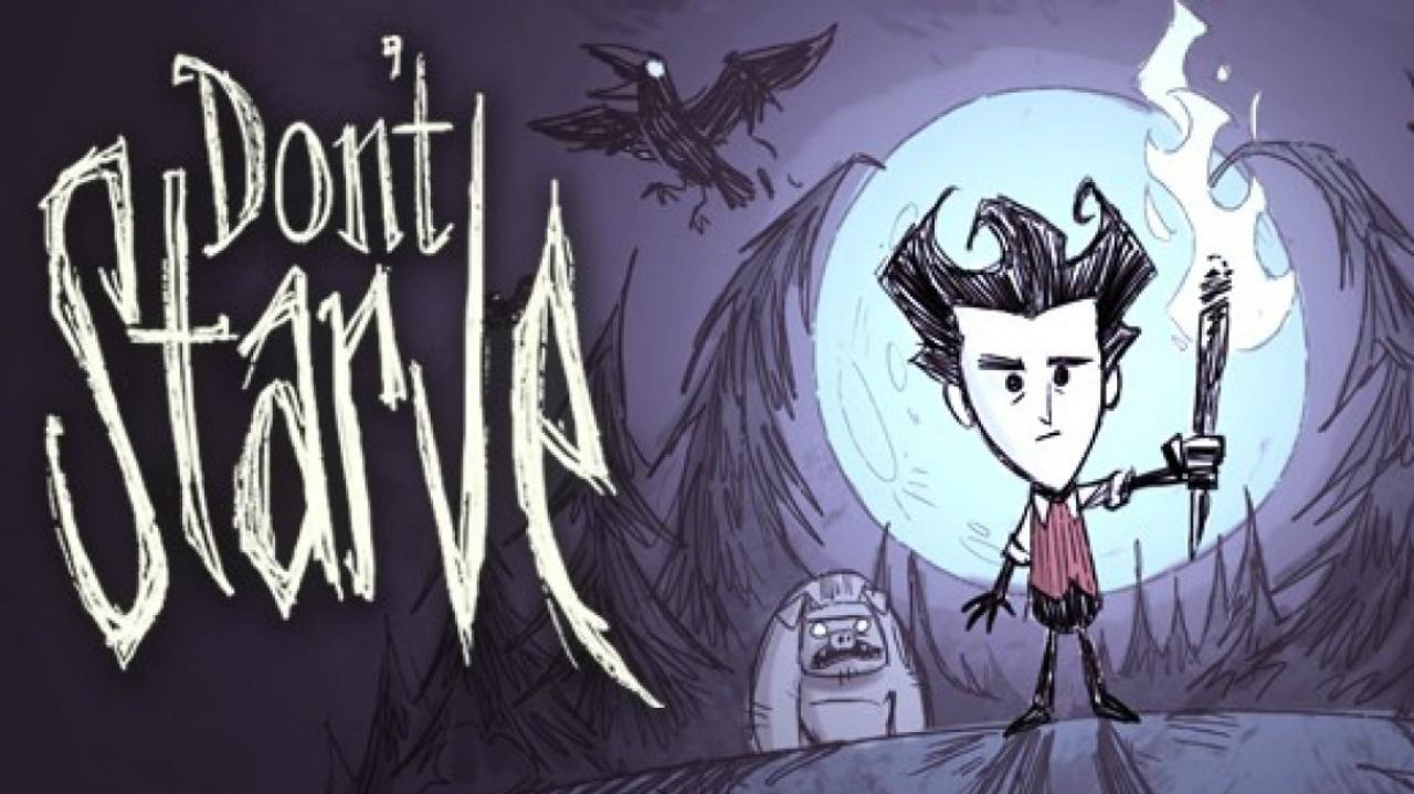 dont starve first game guide