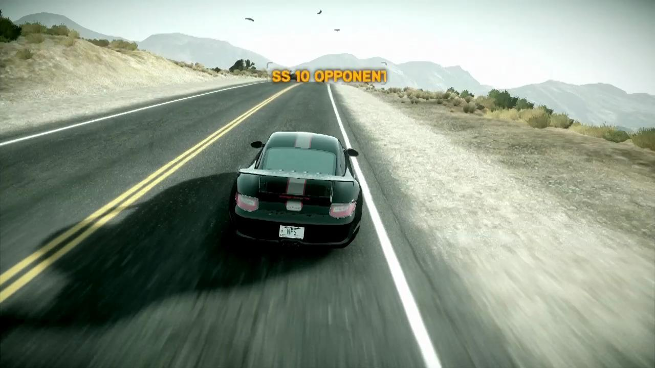 Need for Speed The Run - Run For The Hills Gameplay Trailer