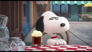 Peanuts Movie SFM Snoopy Snippet - Root Beer