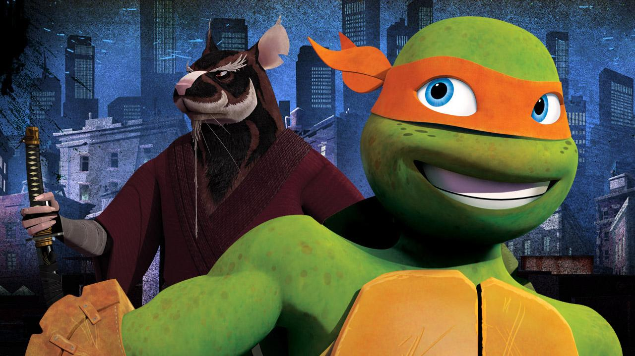 TMNT What to Expect in Season 2 - Greg Cipes, Ciro Nieli, Hoon Lee Interview - NY Comic Con 2013
