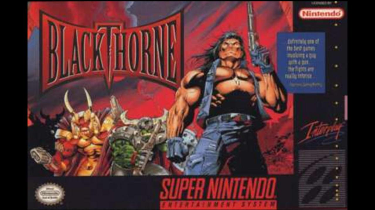 Blackthorne Intro