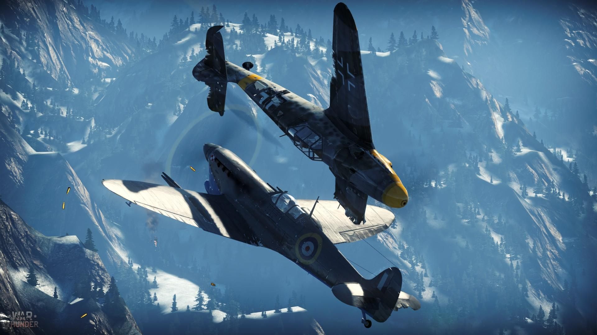 Gamescom War Thunder Trailer