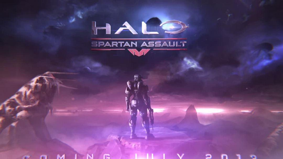 Halo Spartan Assault Trailer