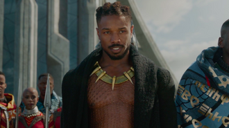 How Killmonger Can Wear the Black Panther Suit