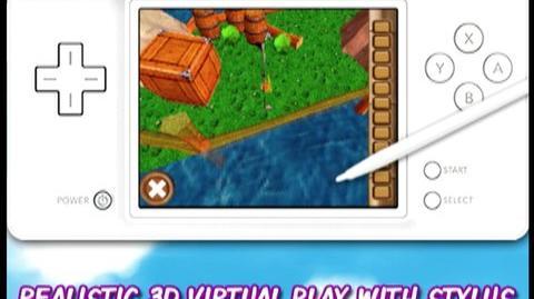 101 Minigolf World (VG) (2010) - Video Game Trailer