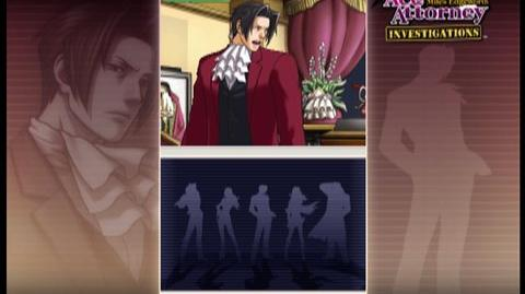Ace Attorney Investigations Miles Edgeworth (VG) (2010) - Game play Trailer for Nintendo DS