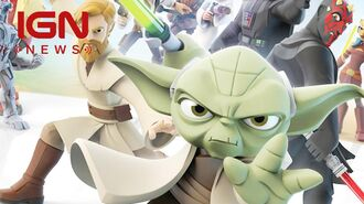 Disney Infinity 3.0 is All About Star Wars and Age of Ultron - IGN News