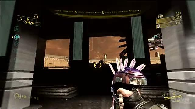 Halo 3 ODST Xbox 360 Gameplay - Alpha Site